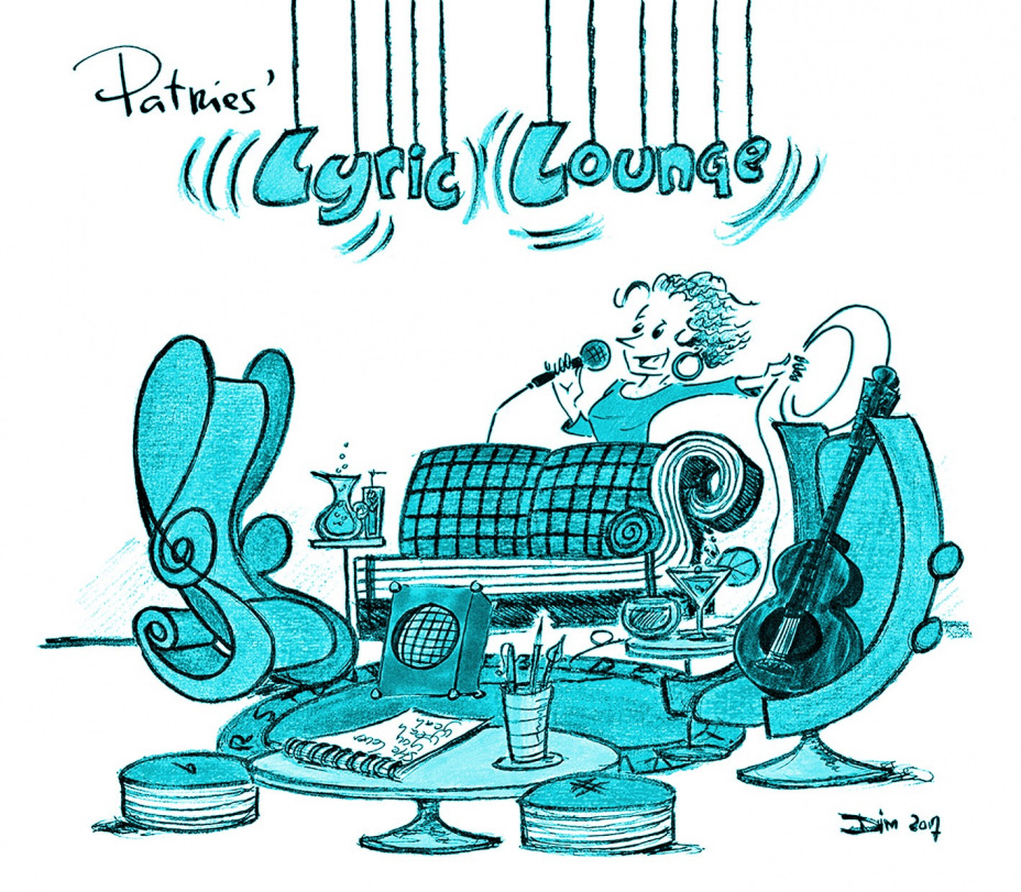 gallery/patries' lyric lounge 53 def 2 turquoise
